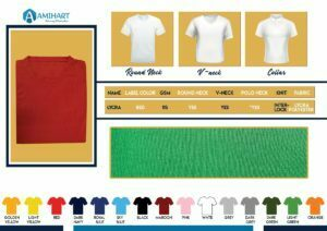 Lycra T-Shirt Wholesale